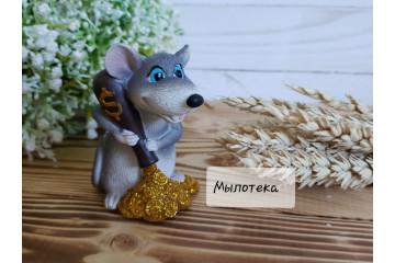 Крыс с денежным кувшином