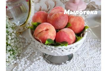 Персик полное 3D
