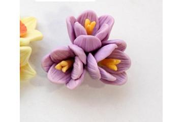 Букет из 3 цветков тюльпан