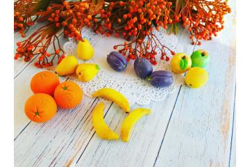 Мини фрукты