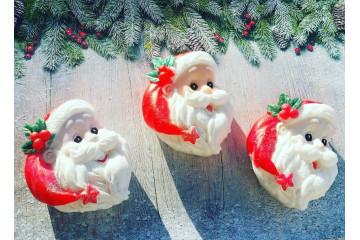 Дед мороз голова