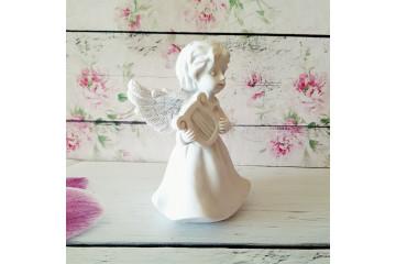Ангелок с флейтой